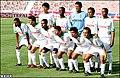 São Paulo selection football team vs Esteghlal FC, 30 June 2005 - 07.jpg