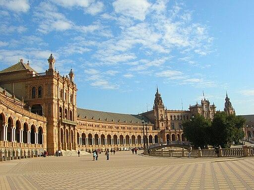 Seville Place d'Espagne 22