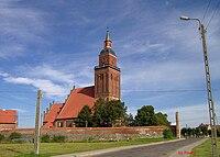 Sępopol, kościół pw. św. Michała Archanioła.jpg