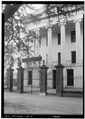S. FRONT VIEW. - Barton Academy, Government Street, Mobile, Mobile County, AL HABS ALA,49-MOBI,34-2.tif