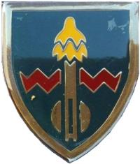 SADF 19 Rocket Regiment shoulder flash.png