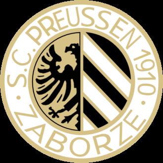 Preussen Hindenburg - Image: SC Preußen Zaborze