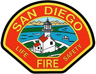 San Diego Fire-Rescue Department - Image: SDF Dpatch