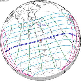 Solar eclipse of December 27, 2084