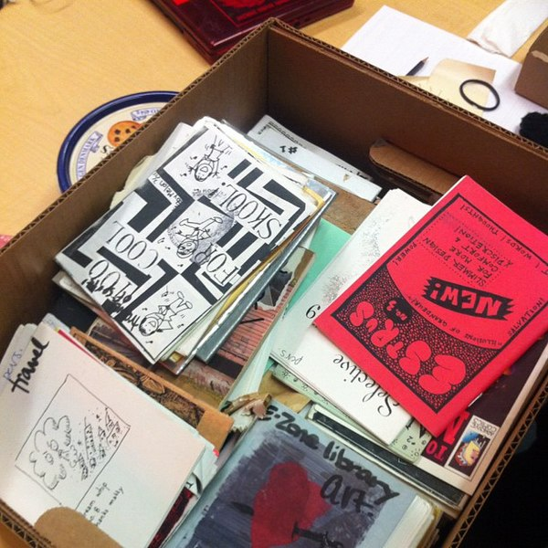 File:SF punk zines at Prelinger Library.jpg
