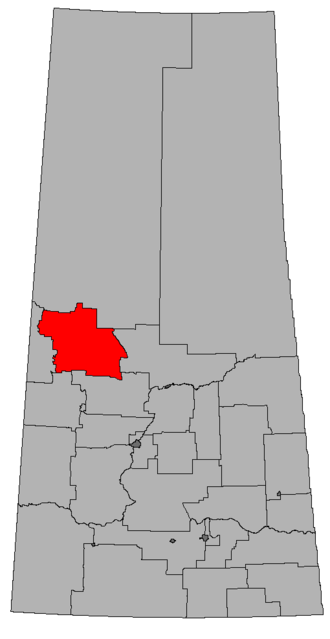Meadow Lake (provincial electoral district) - Image: SK 2016 Meadow Lake
