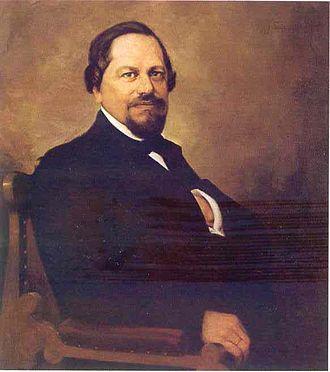 Simon Sinas - Portrait of Simon Sinas