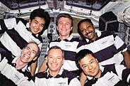STS072-344-019 Crew