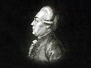 The Creation (Haydn) - Portrait of the librettist Gottfried van Swieten, Austrian politician and librarian