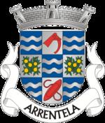 Brasão da freguesia de Arrentela