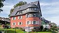 Saalfeld Am Sperberhölzchen 5-7 Wohnhaus mit Grundstück und Einfriedung (eines der vier ehem. Beamten-Wohnhäuser der Schokoladenfabrik Mauxion, Am Sperberhölzchen 5-8).jpg