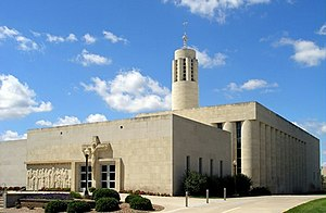 Roman Catholic Diocese of Salina - Sacred Heart Cathedral