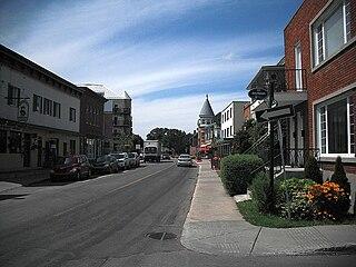 Saint-Eustache, Quebec City in Quebec, Canada