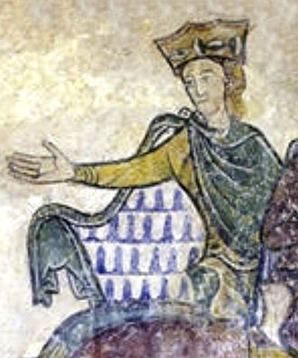 Alison Weir - Alison Weir has written two works on Eleanor of Aquitaine (pictured) – a non-fiction biography and a historical fiction novel.