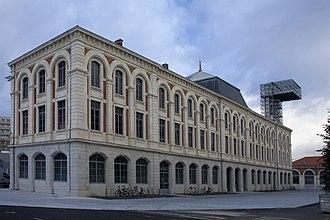 Saint-Étienne - Cité du design
