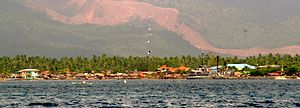 Saint Bernard, Southern Leyte - St. Bernard Skyline