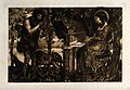 Saint Cecilia. Etching. Wellcome V0033441.jpg