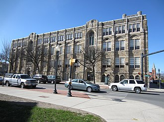 St. Mary's – St. Alphonsus Regional Catholic School - Image: Saint Marys Glens Falls NY