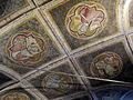 Sala capitolare di s. felicita, volta con virtù di di niccolò gerini, 1390 ca. 03.JPG
