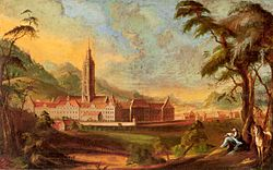 Salem Abbey, ca. 1765