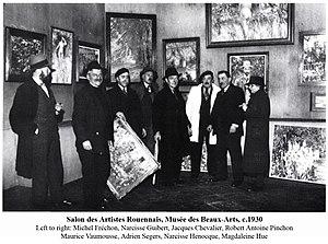 Rouen School - Salon des Artistes Rouennais, Musée des Beaux-Arts de Rouen, c.1930