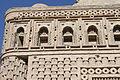 Samanid Mausoleum outside detail 4.JPG