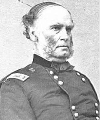 Army of Missouri - Maj. Gen. Samuel R. Curtis, USA