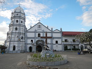 San Fabian, Pangasinan - 1768 Parish of Saint Fabian, Pope and Martyr Church