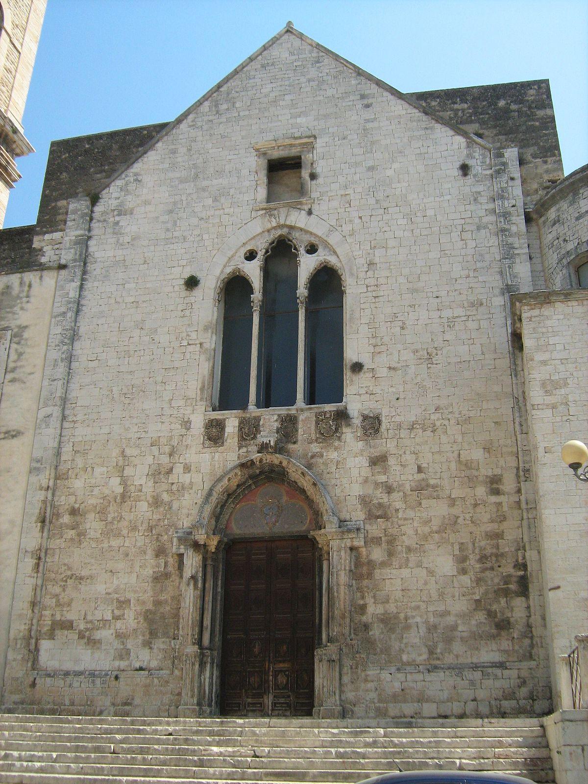 Chiesa di San Francesco d'Assisi (Bitonto)