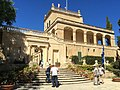 San Anton Palace elevated ground and its views 03.jpg