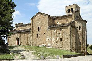 Roman Catholic Diocese of San Marino-Montefeltro - Image: San Leo Dom