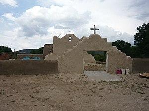 Picuris Pueblo, New Mexico - San Lorenzo de Picurís
