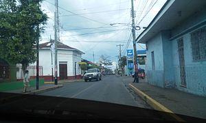 San Marcos, Carazo - San Marcos, Carazo in 2016