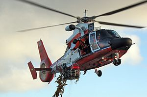 Commercial fishing - San Miguel Rescue - The Coast Guard Rescued Three Commercial Fishermen