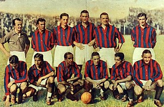 San Lorenzo de Almagro - The team that won its 3rd league championship in 1933