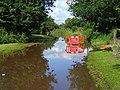 Sandford Lane, Hurst - geograph.org.uk - 504347.jpg