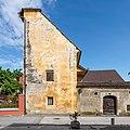 Sankt Veit an der Glan Burggasse 9 Herzogsburg Wohnflügel zum kaiserlichen Zeughaus 18052018 3259.jpg