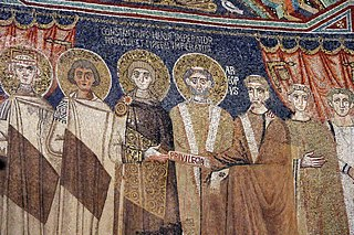 Heraclius (son of Constans II) Byzantine co-Emperor