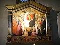 Santa Trinita, Bicci di lorenzo, incoronazione della vergine (1430).JPG