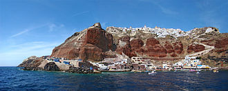 Roadstead - Ormos Ammoudi, Santorini, Greece
