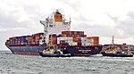 Santos Express, Fremantle, 2015 (05).JPG