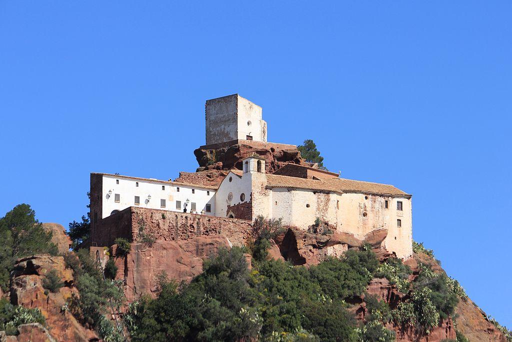 Santuari de la Mare de Déu de la Roca (Mont-roig del Camp)