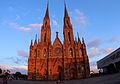 Santuario Guadalupano al atardecer.jpg