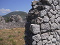 Santuario di Monte Sant'Angelo. Le Mura - Penultima torre 3.JPG
