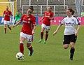 Sara Daebritz Lena Ostermeier BL FCB gg. SGS Essen Muenchen-3.jpg