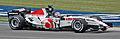 Sato (BAR) qualifying at USGP 2005.jpg