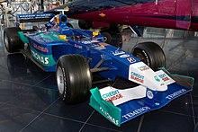 4c3d48983e3 Formula One (2001–2009)[edit]