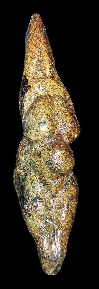 Prehistoric Italy - Venere di Savignano.