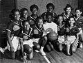 Scarboro girls basketball team Oak Ridge (7139394403).jpg