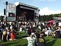 Scena główna Life Festival Oświęcim 2013.jpg